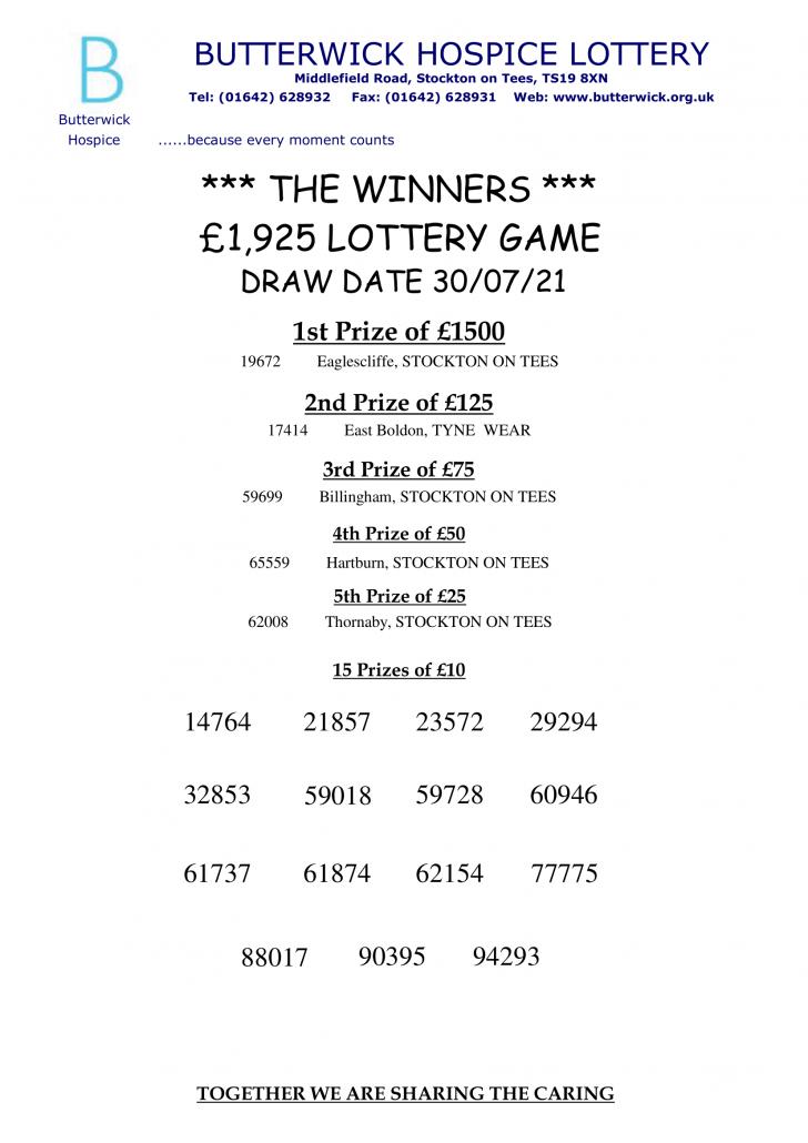 butterwick-lottery-winners-30.07.21